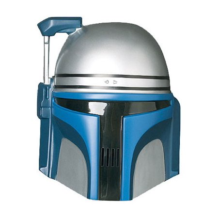 Jengo Fett Star Wars Pvc Mask Jango Fet Movie Face Helmet Costume Accessory