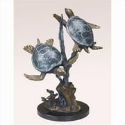 SPI Home 31541 Sea Turtle Duet with Seagrass