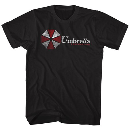 Resident Evil Umbrella Corp Logo Men