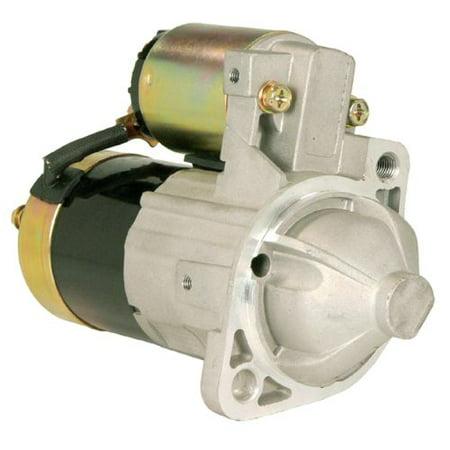 DB Electrical SMT0132 New Starter For 3.0L 3.0 Chrysler Sebring, Dodge Stratus 01 02 03 04 05 2001 2002 2003 2004 2005 Mitsubishi Eclipse 00 01 02 03 04 05 (2000 00 Sebring Convertible)