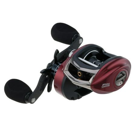 Abu garcia revo rocket low profile baitcast reels for Rocket fishing rod walmart