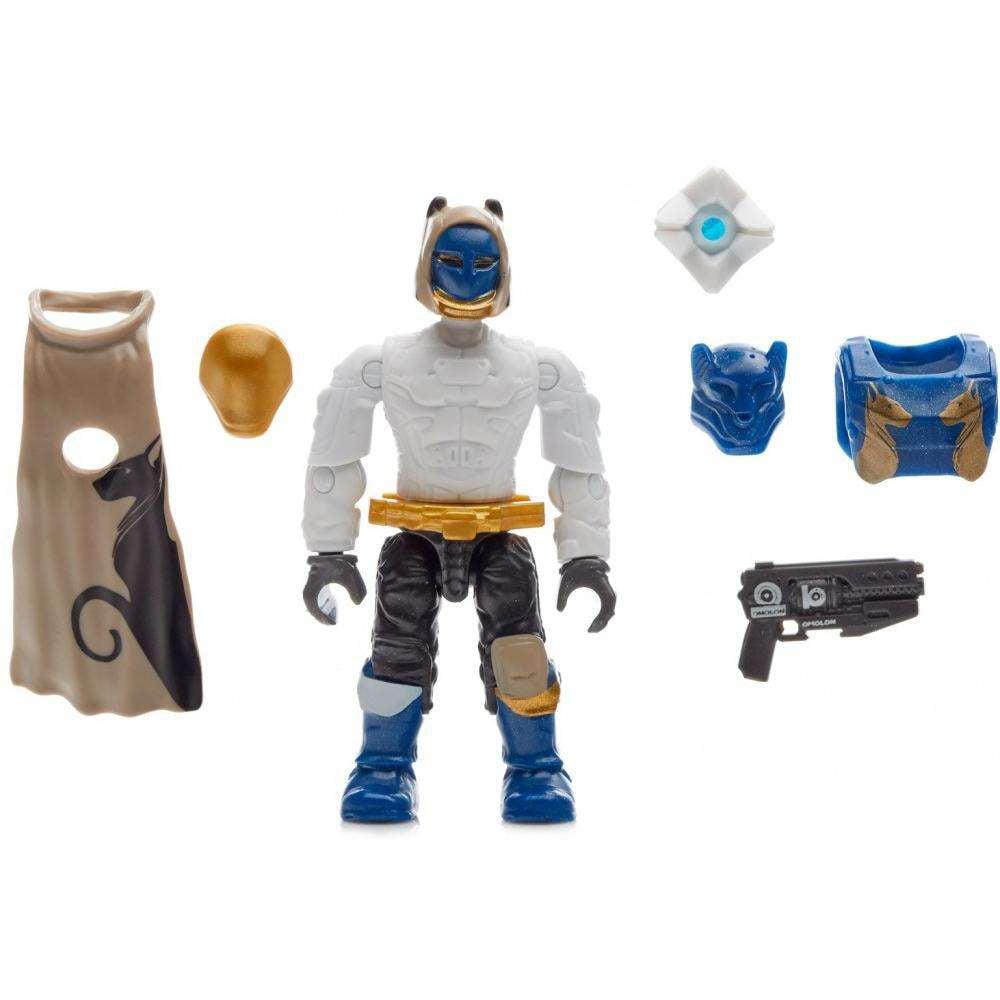Custom Mega Bloks/Construx Destiny 'Batman'    sorta