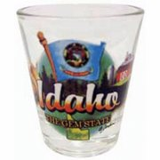 "Ddi Idaho Shot Glass 2.25h X 2"" W Elements (pack Of 96) by DDI"