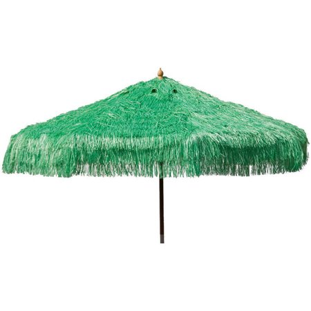 DestinationGear Palapa Tiki Umbrella 9' Lime Patio Pole