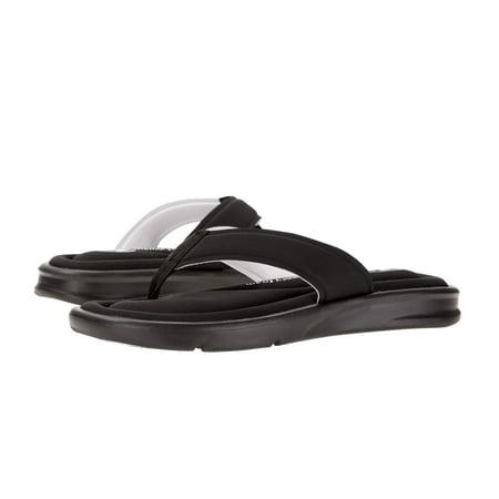 16f6e20b2c5a Athletic Works Women s Memory Foam Thong Sandal – BrickSeek