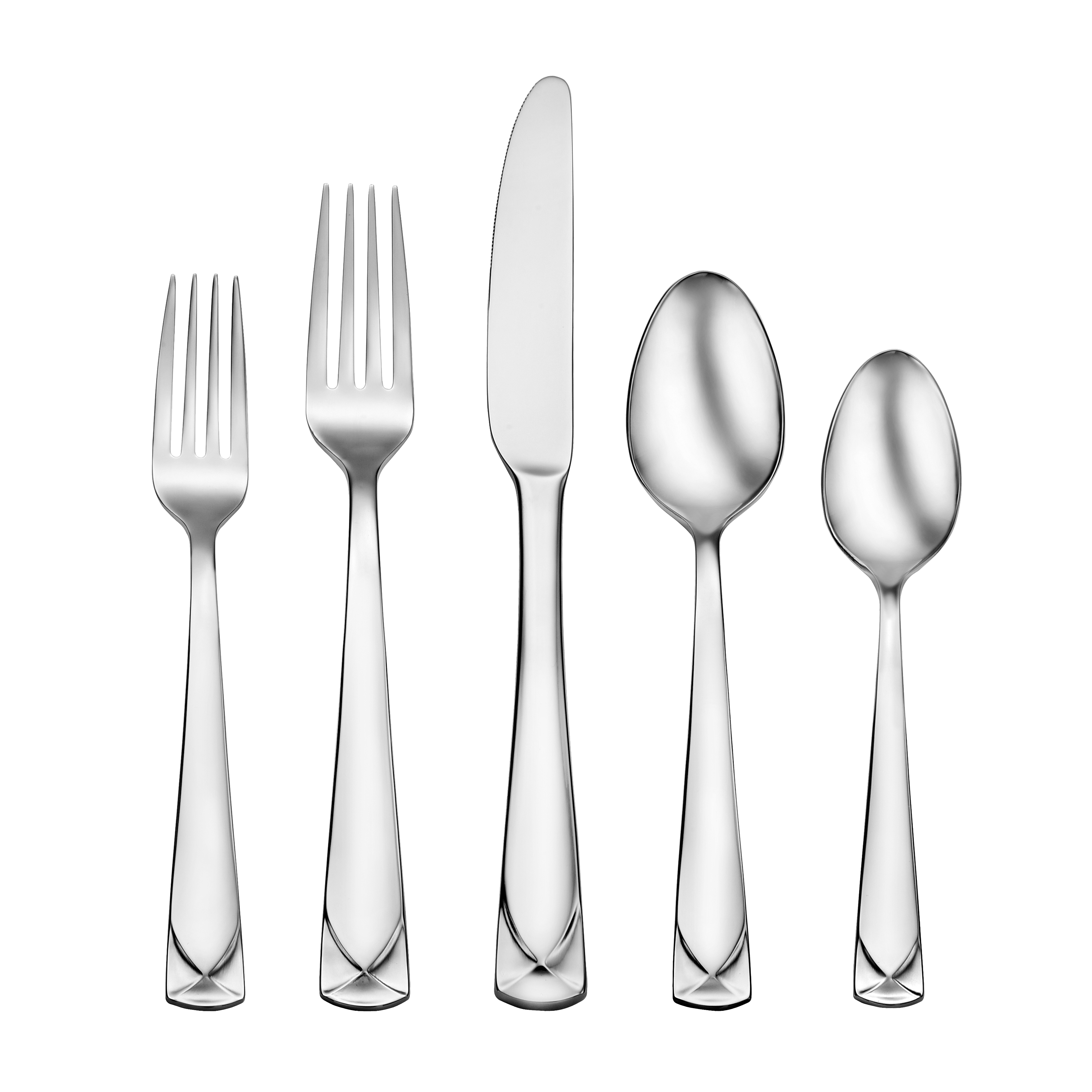 Oneida Hughes 20 Piece Flatware Set