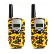 COUTEXYI Walkie Talkies for Kids, Long Range Walky Talky Handheld Radio Toy
