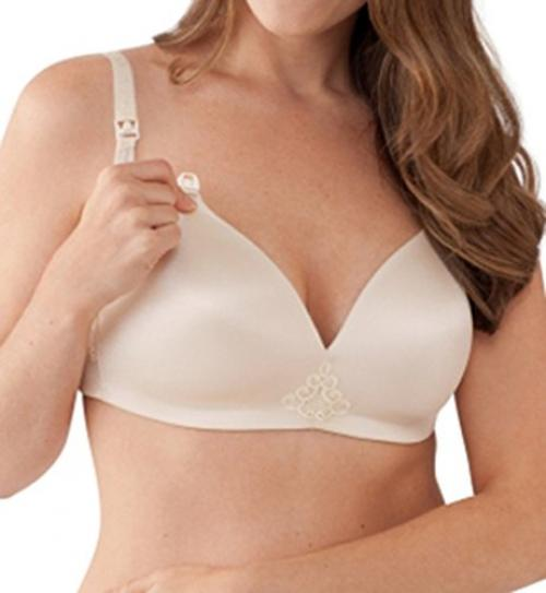 Bravado Designs Bliss Nursing Bra - Chai - 32 F(DDD)/G