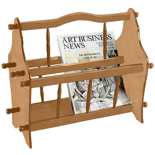 "Ore International Inc. 14"" Magazine Rack"