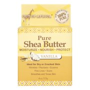 Out Of Africa Shea Butter, Vanilla, 4 Oz