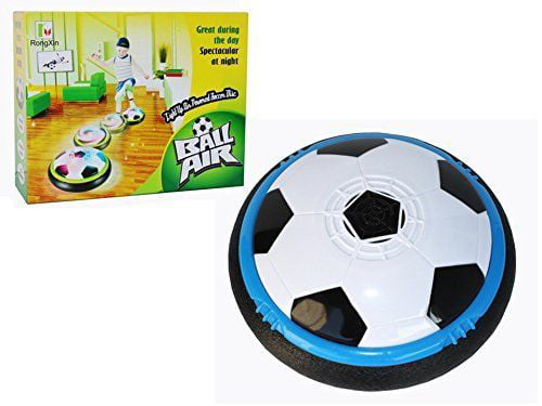 Hover Soccer Disc Air Power Indoor Slide and Glide Levitate Family Kid Fun Party by