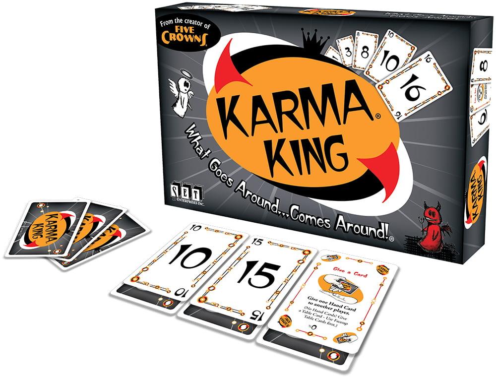 Karma King Card Game