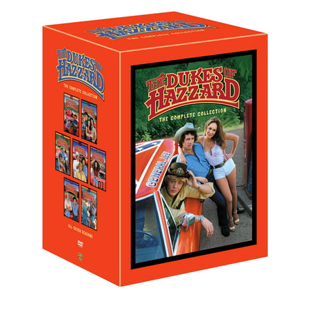 Dukes of Hazzard: The Complete Series (DVD) (Best South Korean Tv Series)