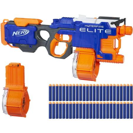 Nerf N Strike Elite Hyperfire Blaster