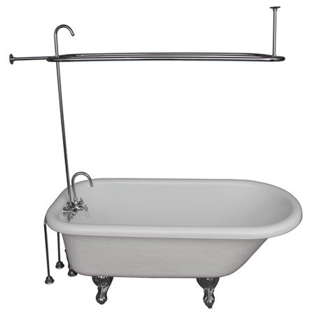 Barclay 60 x 29.5 Soaking Bathtub Kit