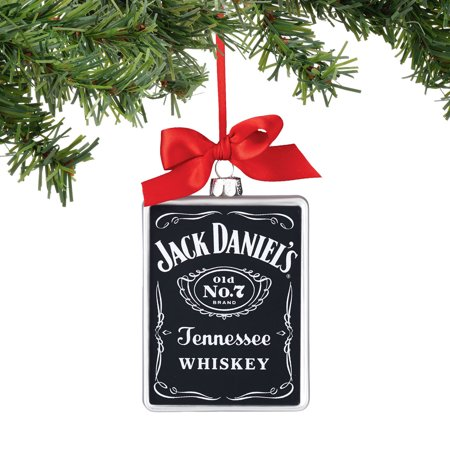 Dept 56 Jack Daniels 4052193 Old No 7 Rectangle Ornament New 2016
