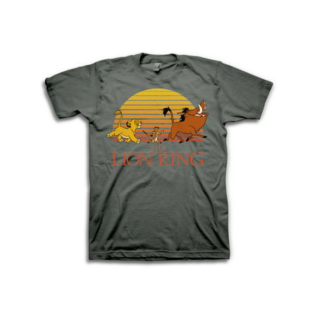 The Lion King Men's Graphic T-Shirt - Baby Lion King
