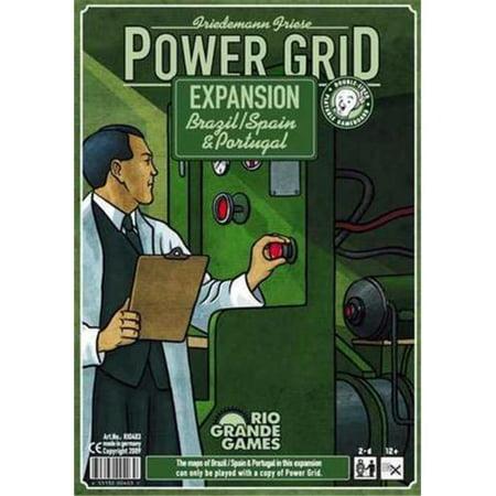 Power Grid - Brazil/Spain & Portugal Expansion ()
