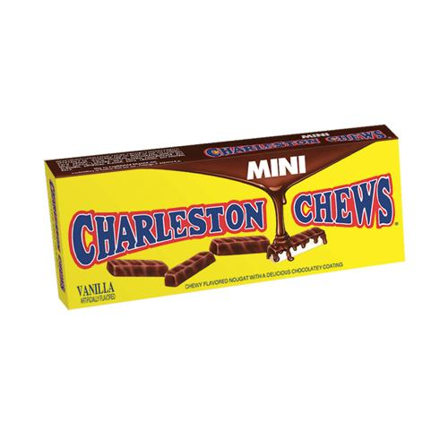 Charleston Mini Chews 4oz Theater Box: 12 Count