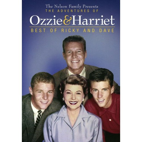 The Adventures Of Ozzie & Harriet: The Best Of Ricky & Dave (Full Frame)