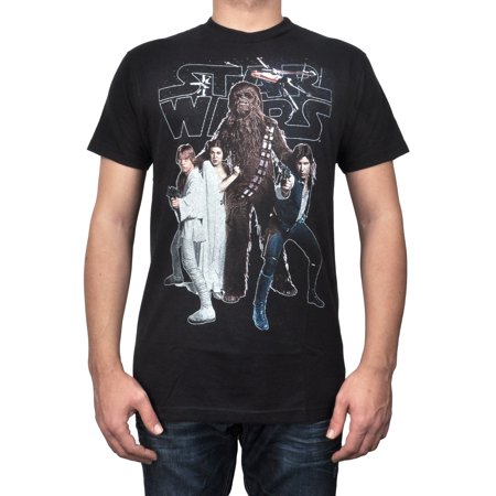 Men's Star Wars Movie T-Shirt -  A New Hope Characters