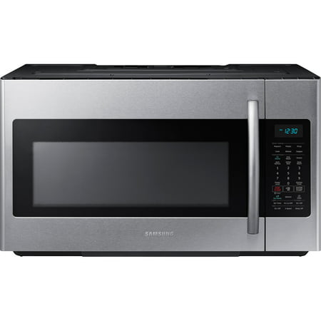 Samsung 1.8 Cu. Ft. Over-the-Range Microwave - Stainless