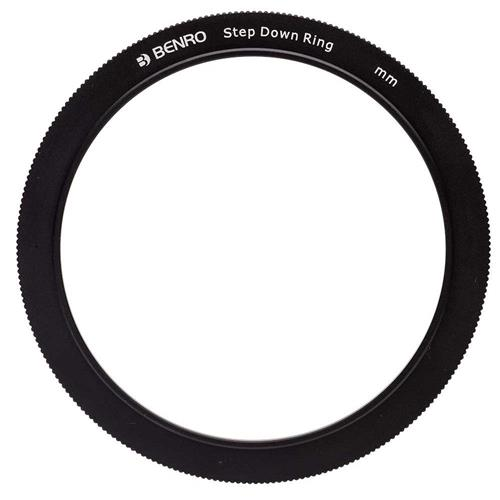 Benro Master Series DR7762 77-62mm Step Down Ring for 75mm Professional Filter Holder