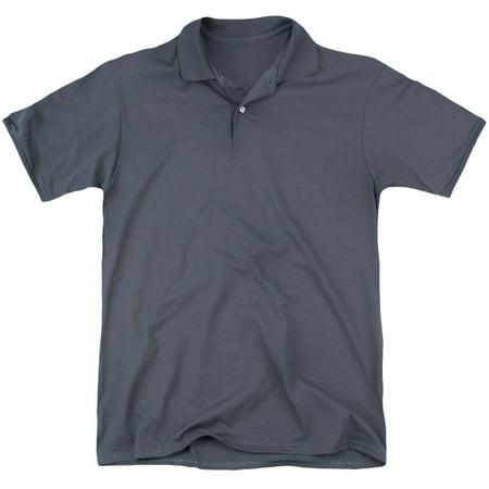 Batman Classic Tv Sound Effects (Back Print) Mens Polo Shirt