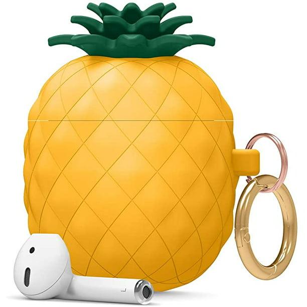 Airpods Case Elago Pineapple Airpods Case Cover Cute 3d Design