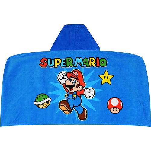 Nintendo Super Mario Hooded Wrap