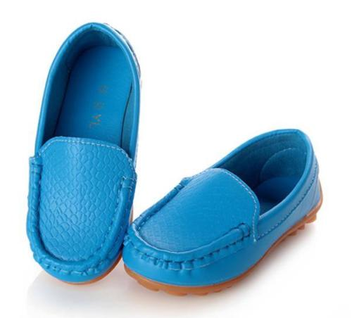 Boy's Girl's Slip-on Loafers Oxford Dress Shoes(Toddler/Little Kid)