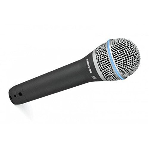 Samson SAQ8 Q8 Professional Dynamic Vocal Microphone by Samson