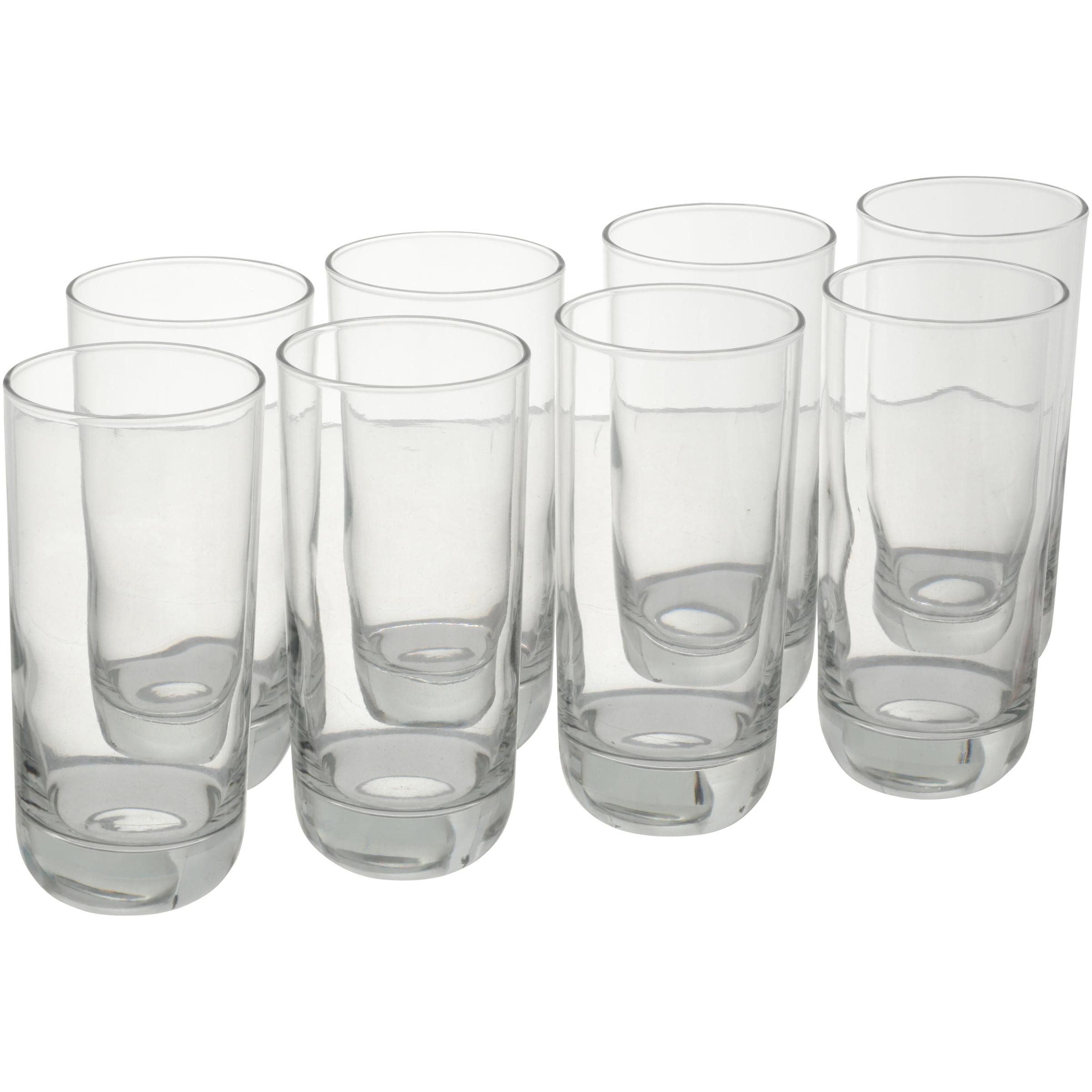 Libbey Polaris 16.25 oz. Clear Drinking Glasses 8 ct Box