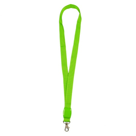 GeweYeeli LED Light Up Neck Strap Band Lanyard key chain ID Badge Hanging Lace Rope