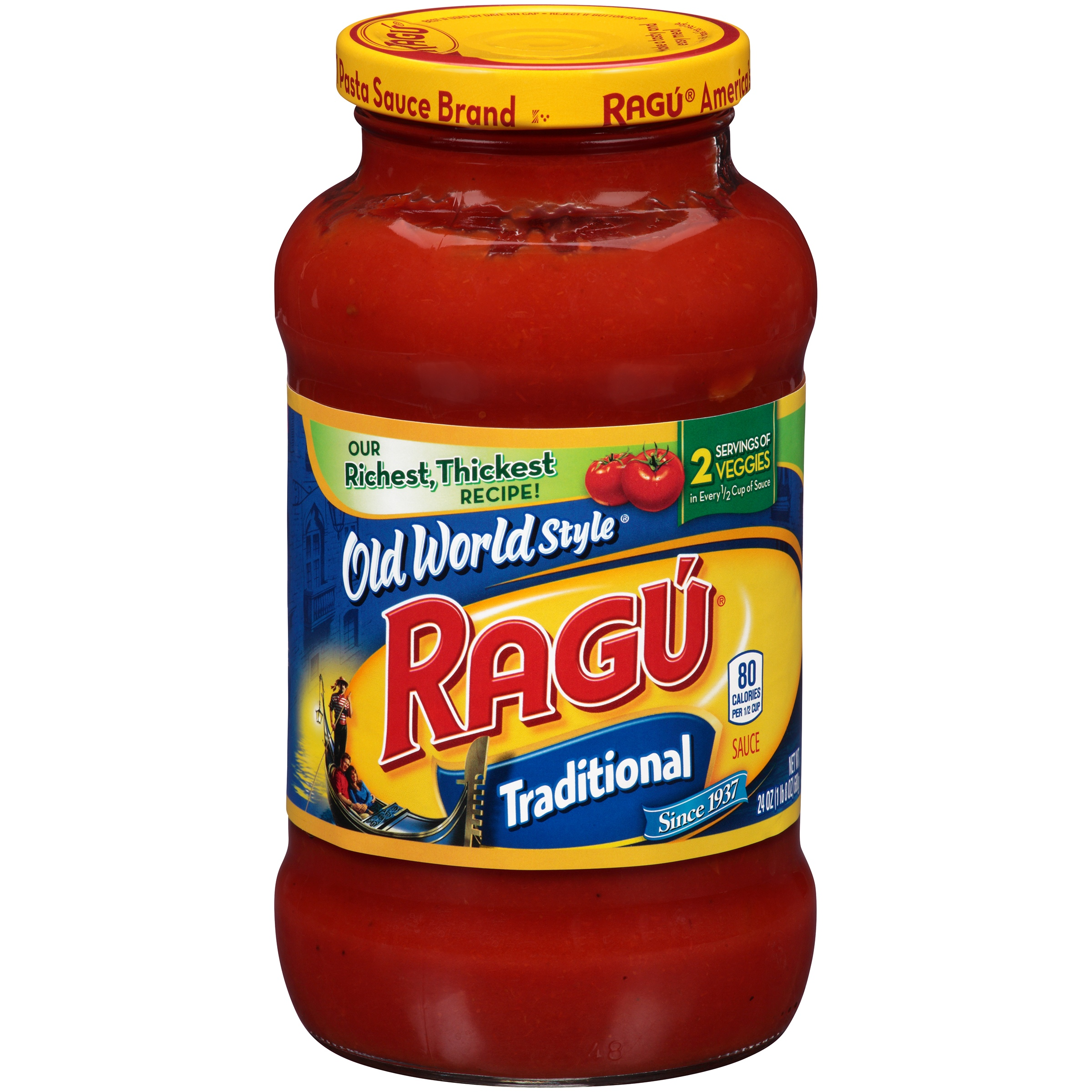 Ragú Old World Style Traditional Sauce 24 oz.