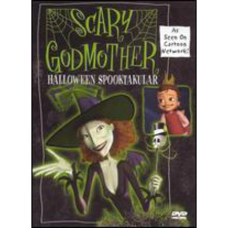 Scary Godmother Halloween Spooktakular (With Glowstick) (Halloween And Scary Attractions Show)