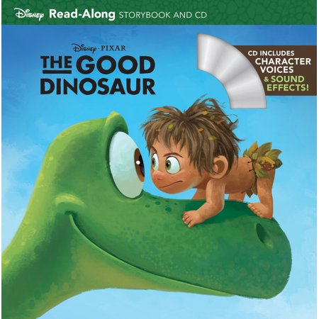 The Good Dinosaur (Read-Along Storybook and CD) (Halloween Story Read Along)