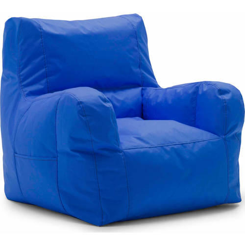 Big Joe Bean Bag Chair Multiple Colors Walmart Com