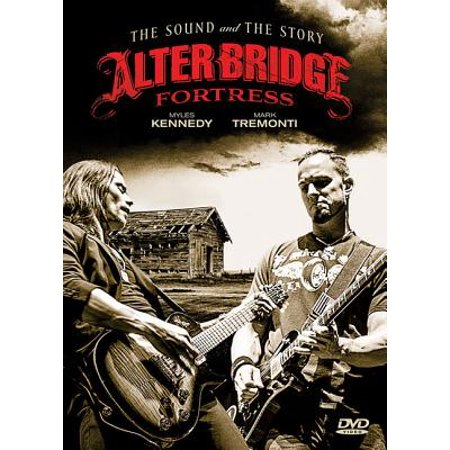 Fortress Series (Alter Bridge - Fortress : The Sound and the Story)