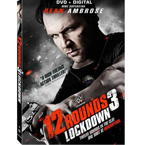 12 Rounds 3: Lockdown (DVD   Digital Copy) (With INSTAWATCH)