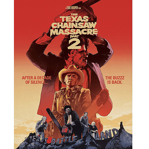 The Texas Chainsaw Massacre 2 (Blu-ray) (Widescreen)
