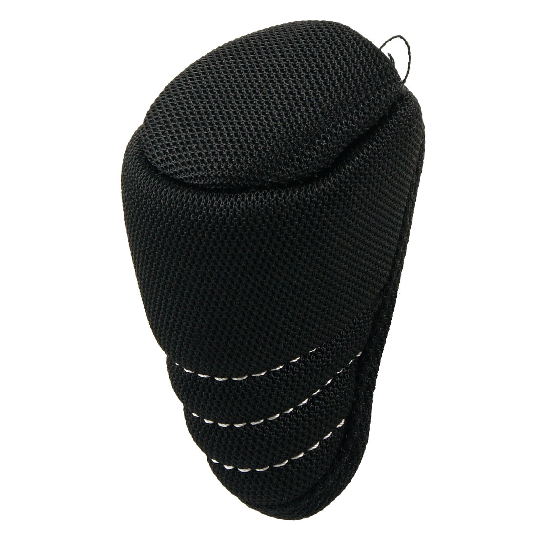 Auto Car Gear Shift Knob Protector Black Zip up Cover Zbmxt