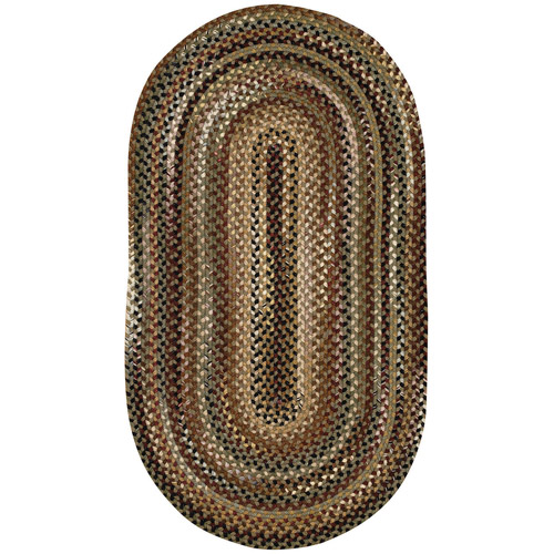 Murray Hill Braided Rectangle Area Rug