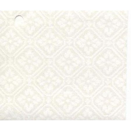 - Dollhouse 3 Pack Prepasted Wallpaper: Victorian Lace, White