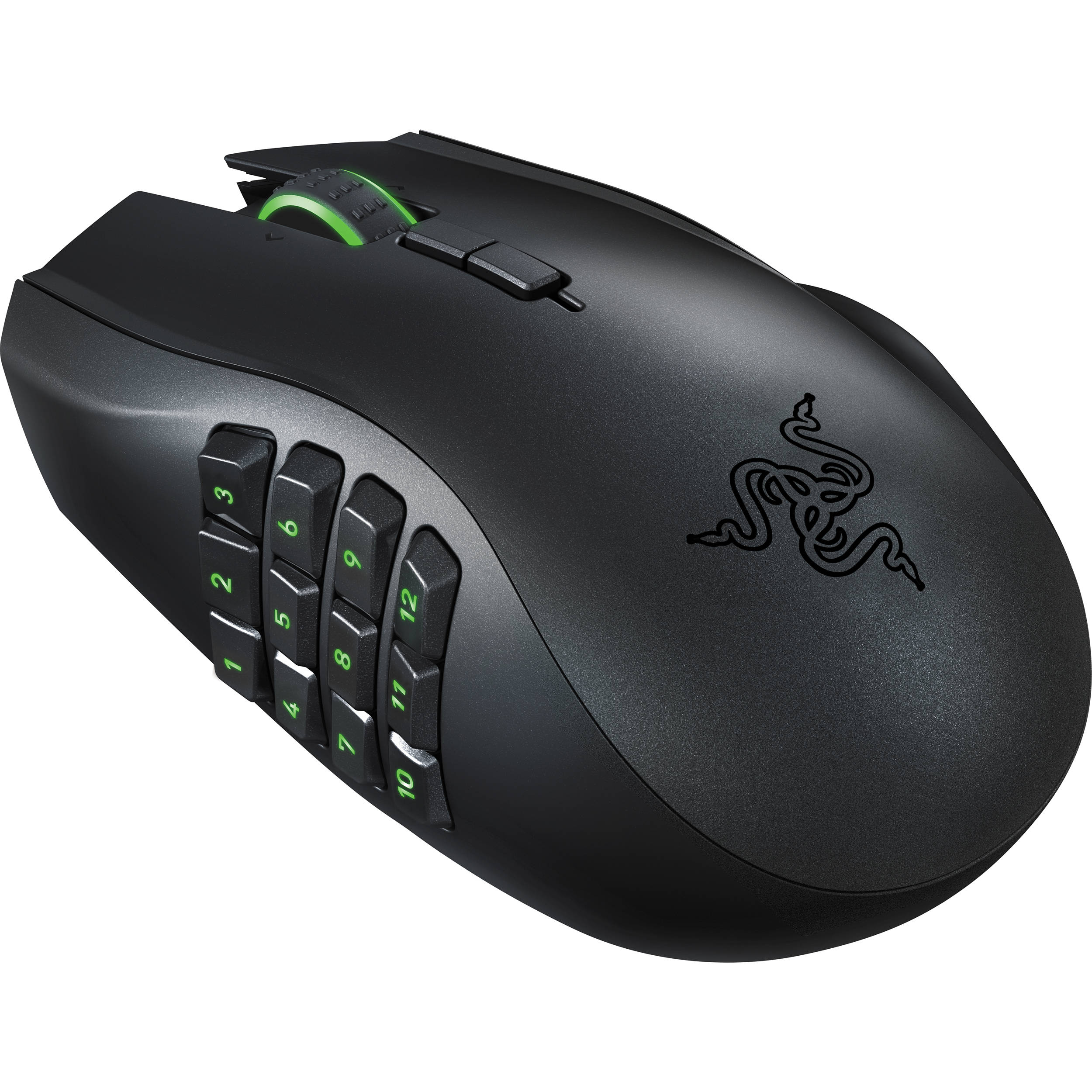 Razer Naga Epic Chroma MMO Wireless Gaming Mouse by Razer