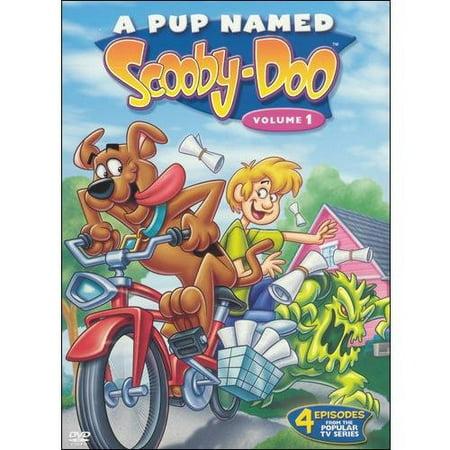 A Pup Named Scooby-Doo, Vol. 1