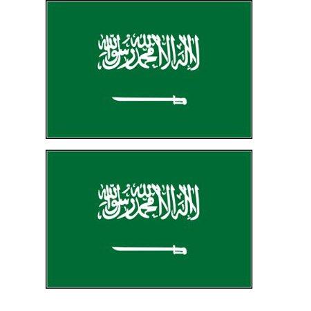 Nylon Eyelet - 2 Saudi Arabia Arabian Flag Magnets Refrigerator Locker Toolbox Appliances, Eyelets Nylon Premium 2x3ft History Asian Design National road Book Street SwordIslamic.., By Gary Overton