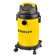 Stanley, SL18130P, 4.0 Peak HP 4.5 Gallon Portable Poly Wet Dry Vac with Casters