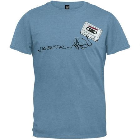 Jason Mraz - Retro Cassette Organic T-Shirt