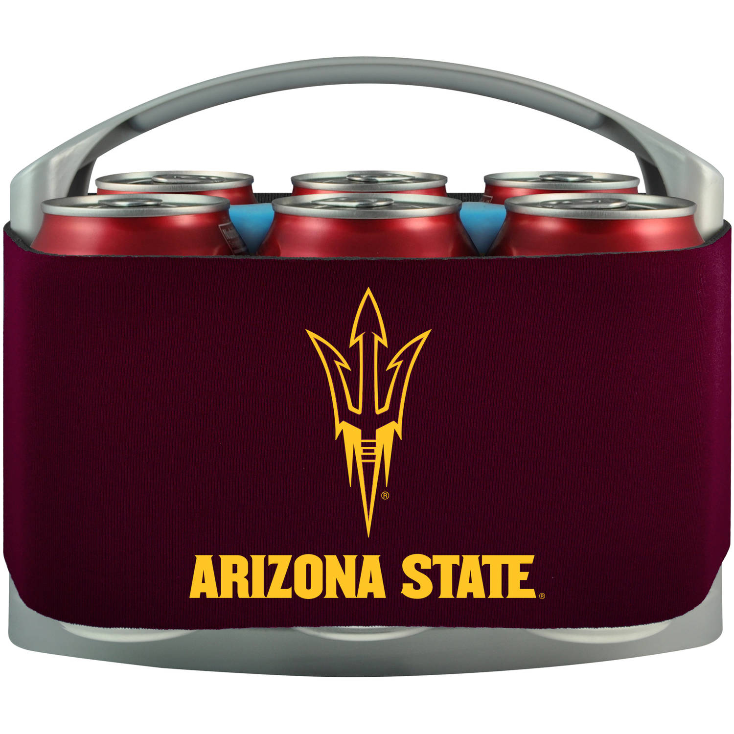 NCAA Arizona State Devils Cool 6 Cooler